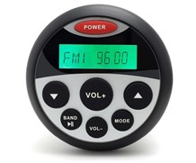 Radio Marine Circular MP3 USB